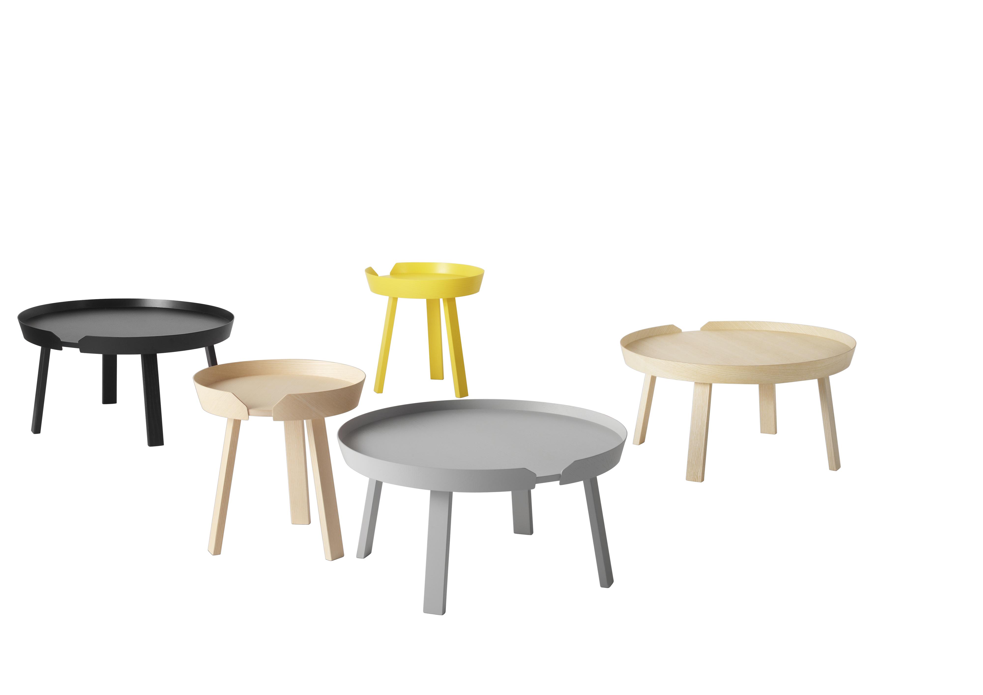 Muuto Couchtisch Around Coffee Table Large Designikonen