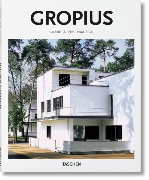 TASCHEN GROPIUS Buch Gilbert Lupfer Paul Sigel
