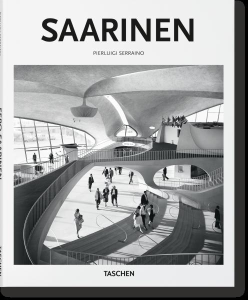 Eero Saarinen Taschen Buch - Pierluigi Serraino