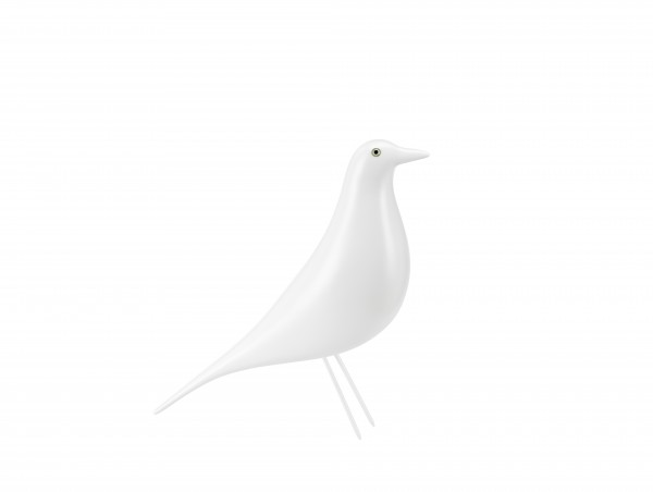 Vitra Eames House Bird weiß Limited Edition