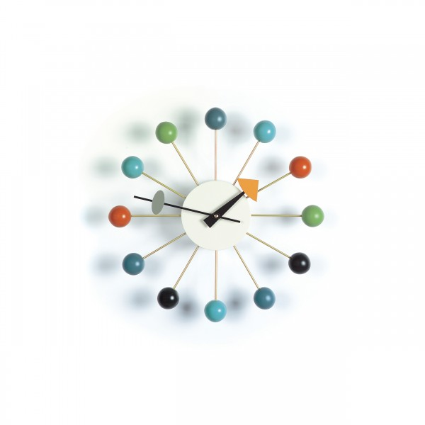 Vitra Wanduhr Ball Clock